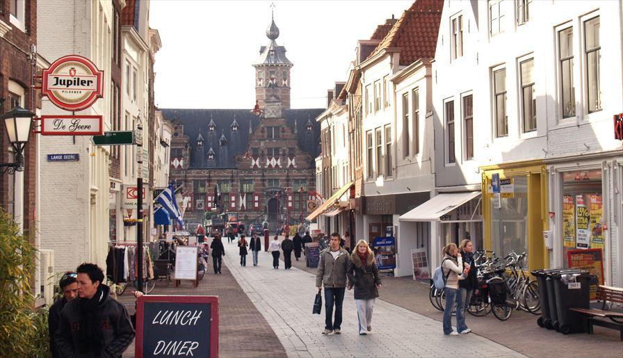 middelburg holland shoppen