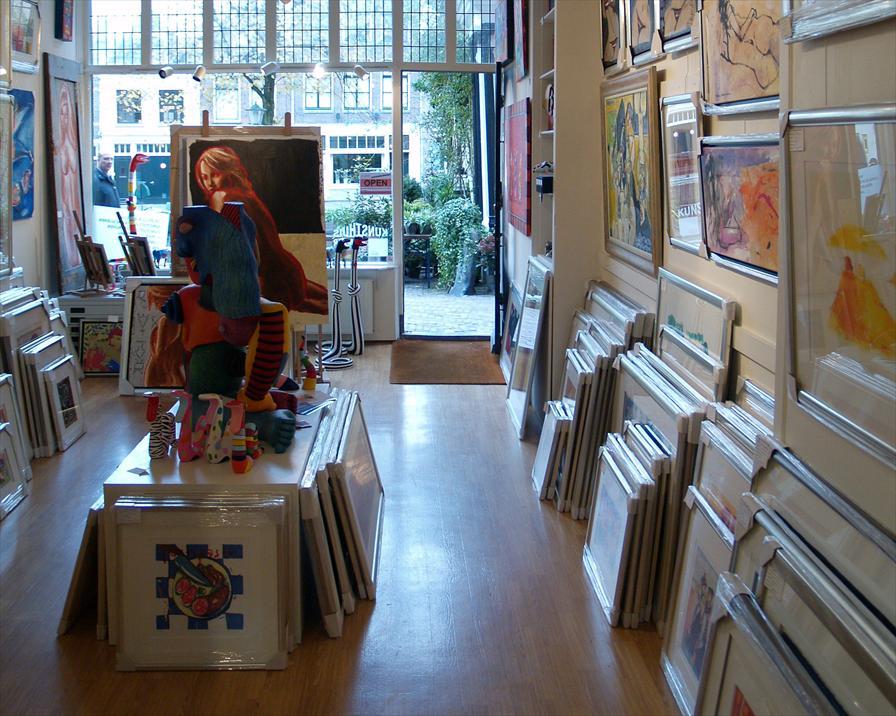 winkelen alkmaar kunsthuis alkmaar