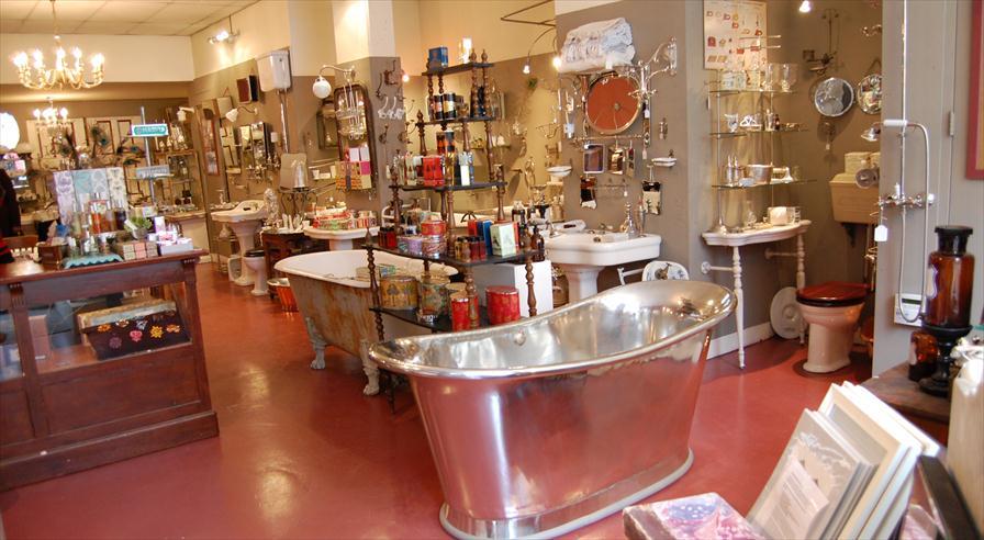 Affaire d eau salles de bains trouvailles antiek in amsterdam