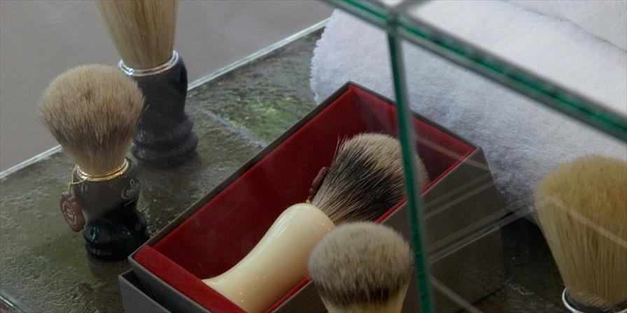 winkelen amsterdam barber
