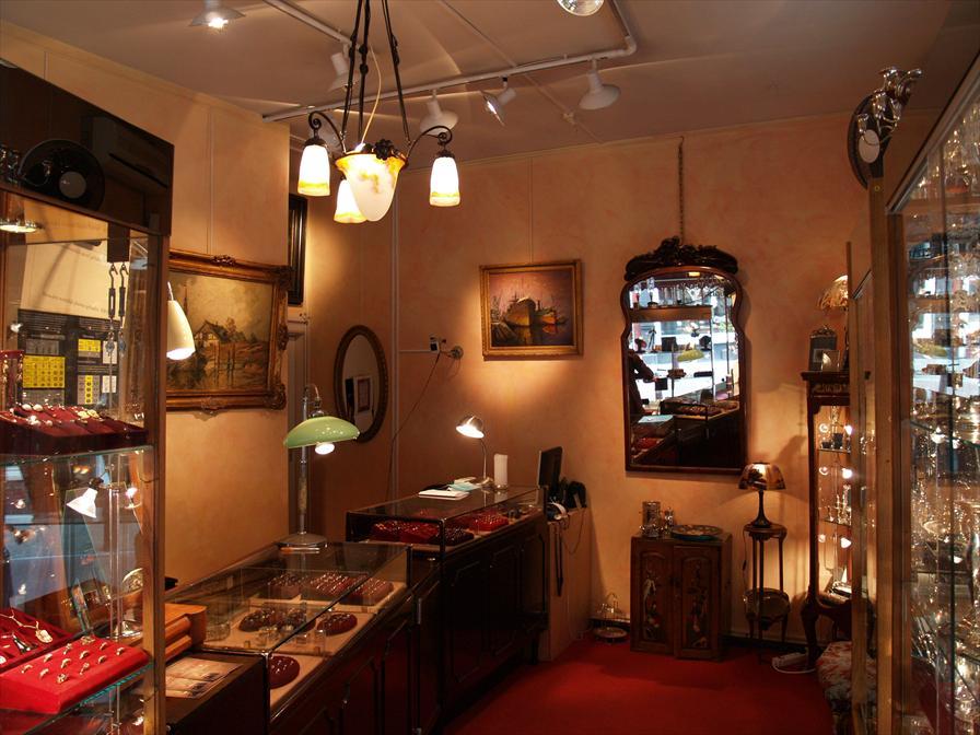 winkelen amsterdam binenbaum antiques jewelry