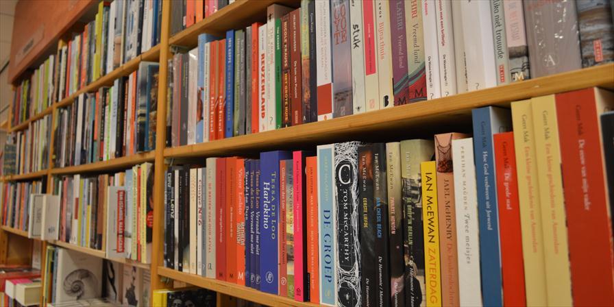 winkelen amsterdam boekhandel de dolfijn