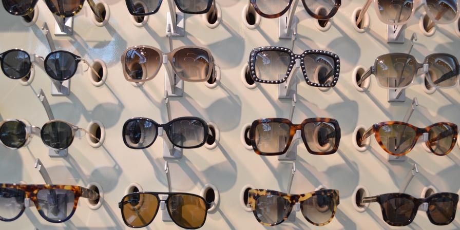 winkelen amsterdam bril