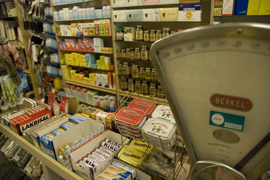 winkelen amsterdam drogisterij het heertje