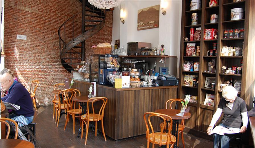 winkelen amsterdam espressobar tazzina