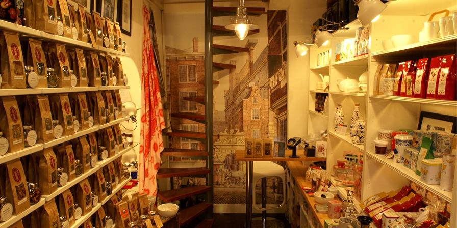 winkelen amsterdam het kleinste huis