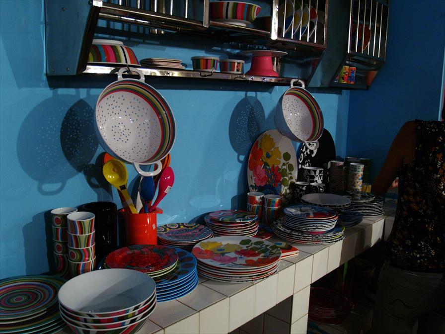 Schoudertas Kitsch Kitchen : Kitsch kitchen interieur wonen in amsterdam
