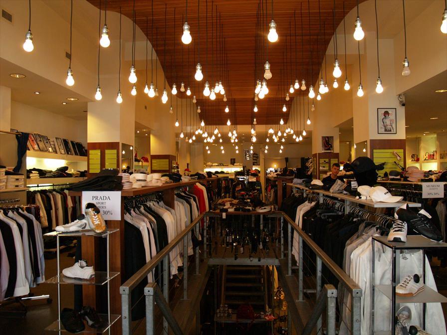 winkelen amsterdam megazino store