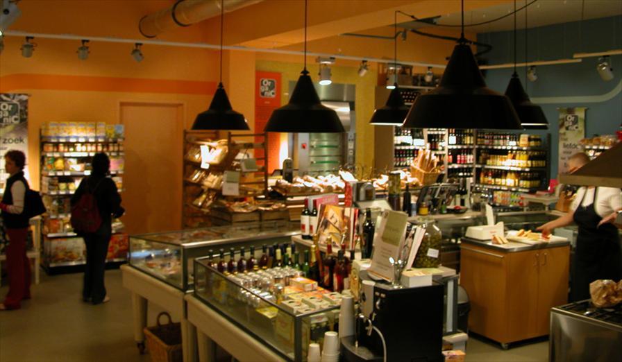 winkelen amsterdam organic