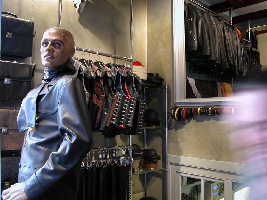 winkelen amsterdam robin en rik leermakers