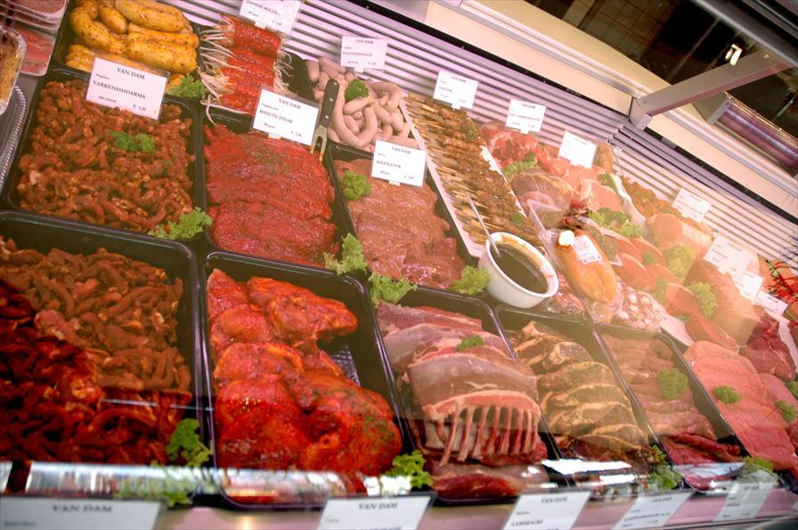 winkelen amsterdam slagerij van dam