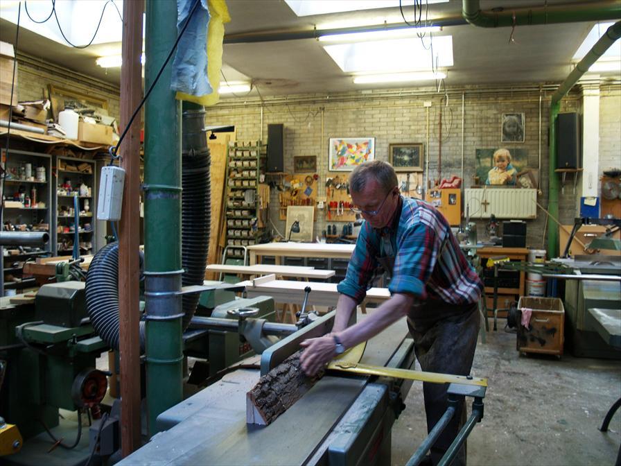St phane martial meubelmaker interieur wonen in amsterdam for Meubelmaker amsterdam