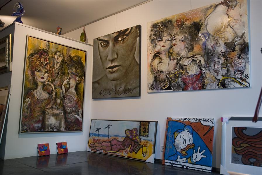 winkelen amsterdam the artshop