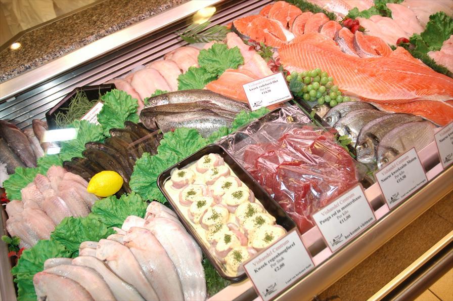 winkelen amsterdam volendammer vishandel t centrum