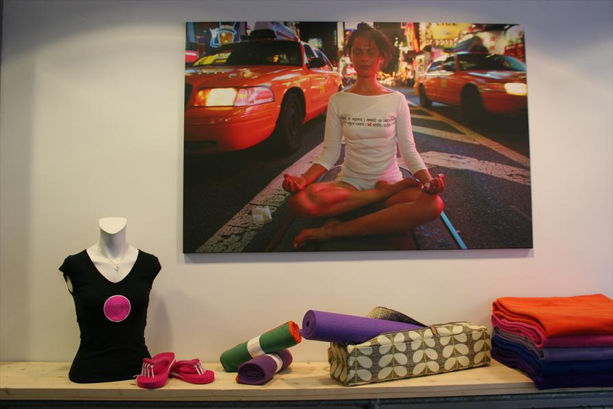 Yogisha sport hobby in amsterdam - Sfeer zen lounge ...