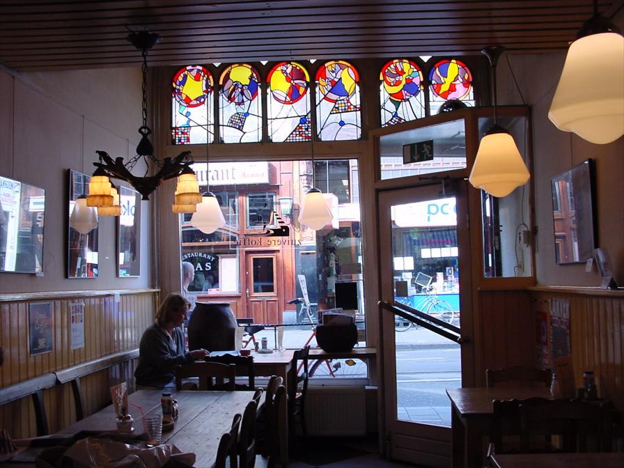 winkelen amsterdam zuivere koffie