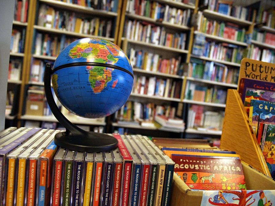 winkelen arnhem reisboekhandel de noorderzon