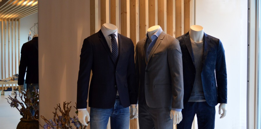 winkelen bergen modekantoor