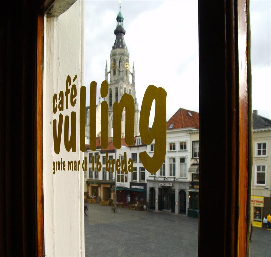 winkelen breda cafe vulling