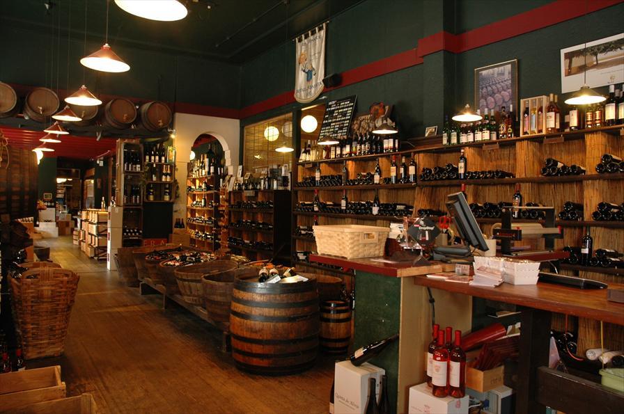 winkelen breda wijnhuis oktober