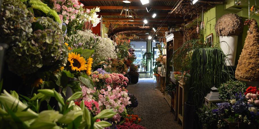 winkelen den haag bloemboutique ton hofman