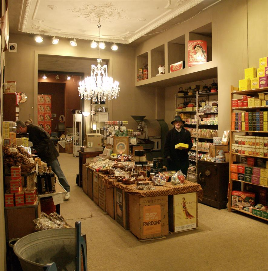 winkelen den haag inproc koffiebranderij
