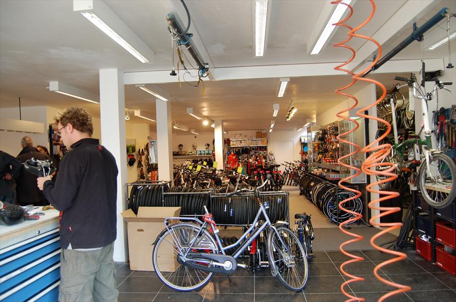 winkelen den haag kemper fietsen