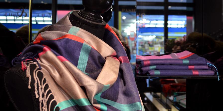 winkelen dordrecht pashmina silk