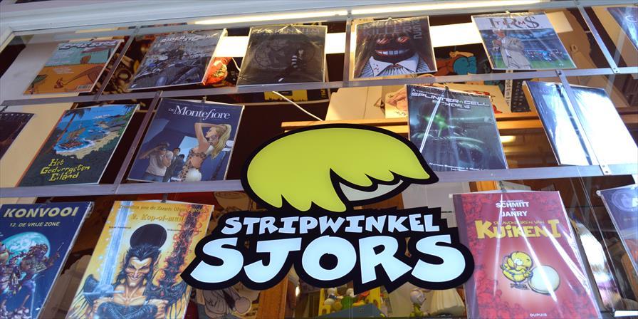 winkelen dordrecht stripwinkel sjors