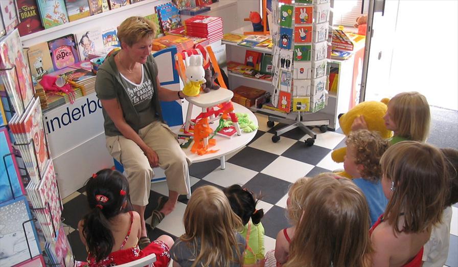 winkelen eindhoven kinderboekwinkel de boekenberg