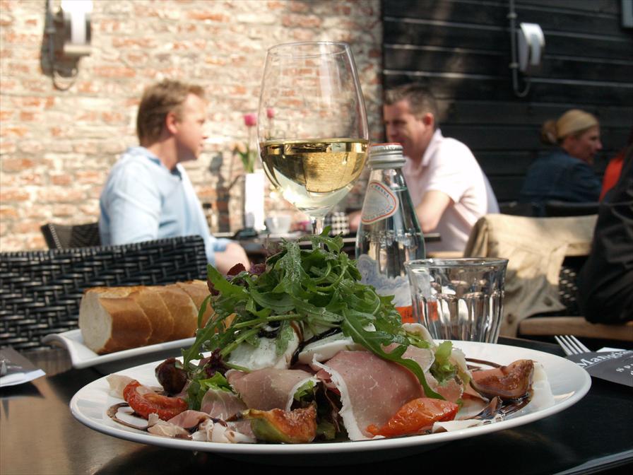 Mangiare trattoria italiana restaurants caf s in for Amsterdam mangiare