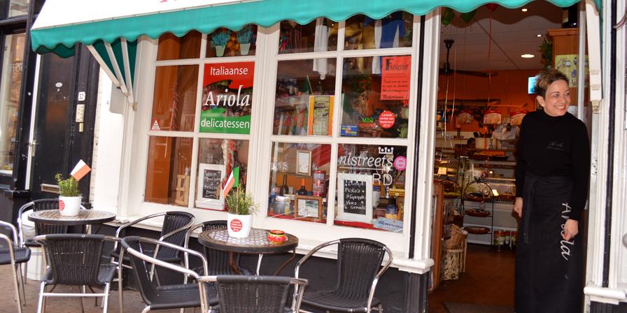 winkelen groningen ariola