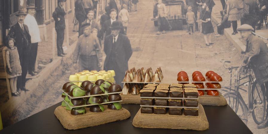 winkelen groningen heerlijk chocolade
