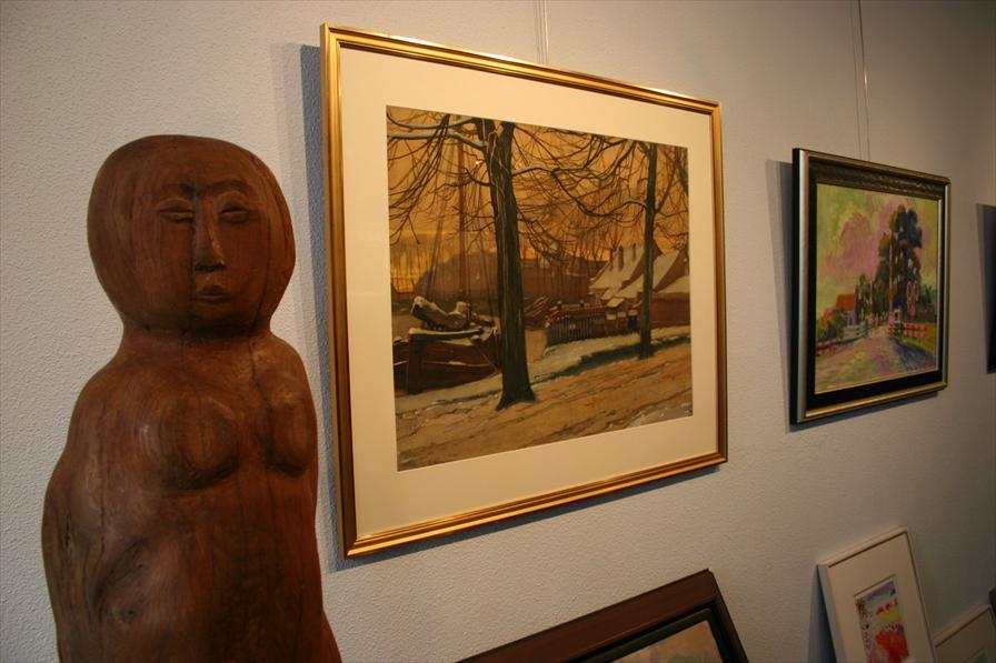 winkelen groningen kunsthandelgalerie richard ter borg