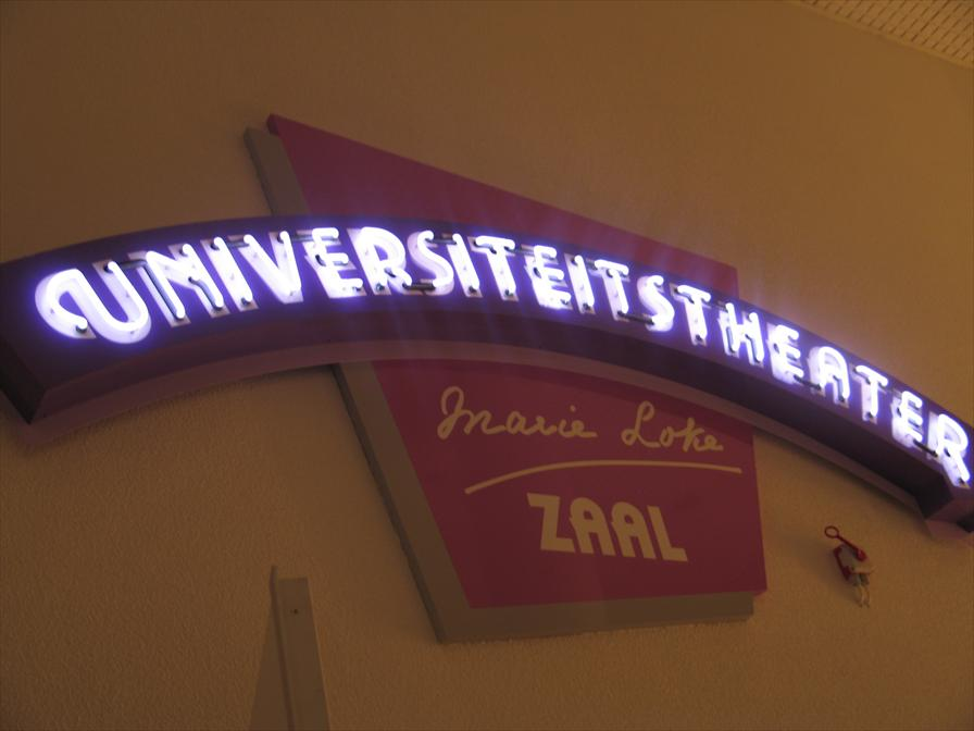 winkelen groningen universiteitstheater