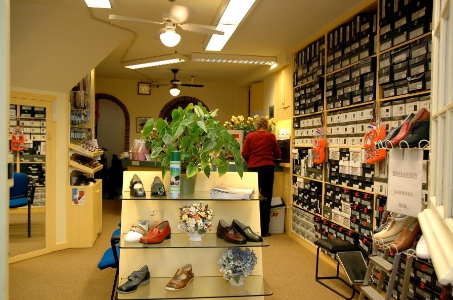 winkelen haarlem van der linden schoenen