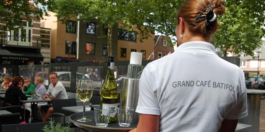 Grand Cafe Arnhem Menukaart