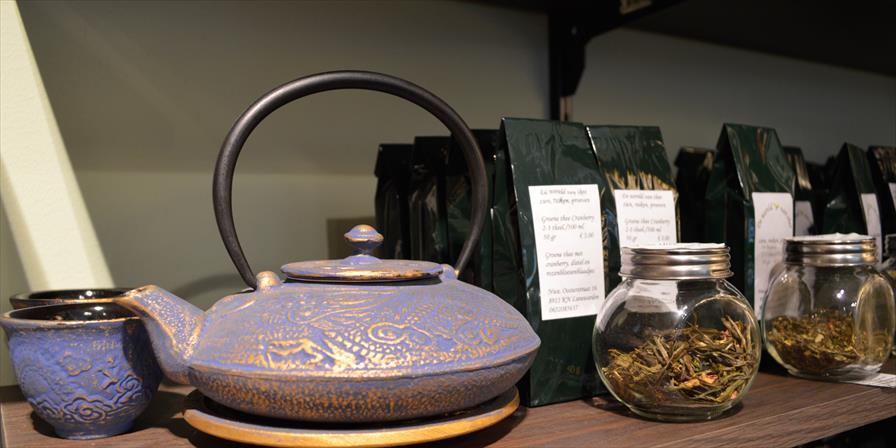 winkelen leeuwarden de wereld van thee