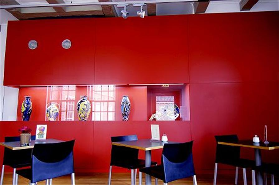 winkelen leeuwarden keramiek museum princessehof