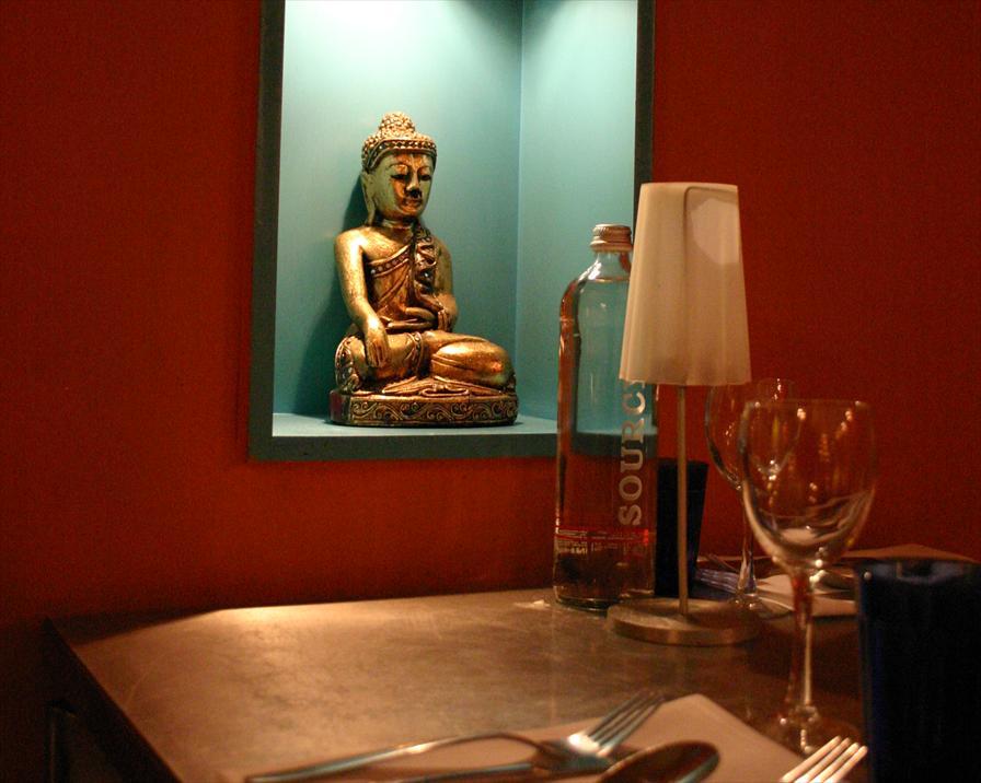 winkelen leiden buddhas