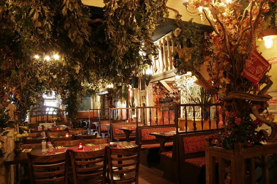 winkelen leiden delphi grieks restaurant