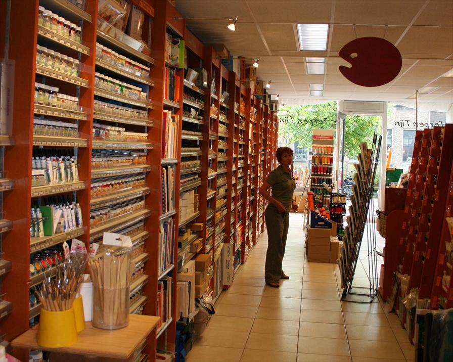 winkelen leiden terpen tijn