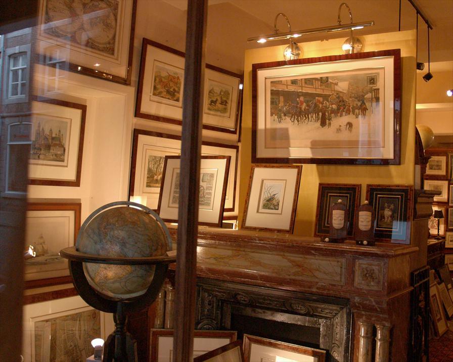 winkelen maastricht kunsthistorisch kabinet de bruyn