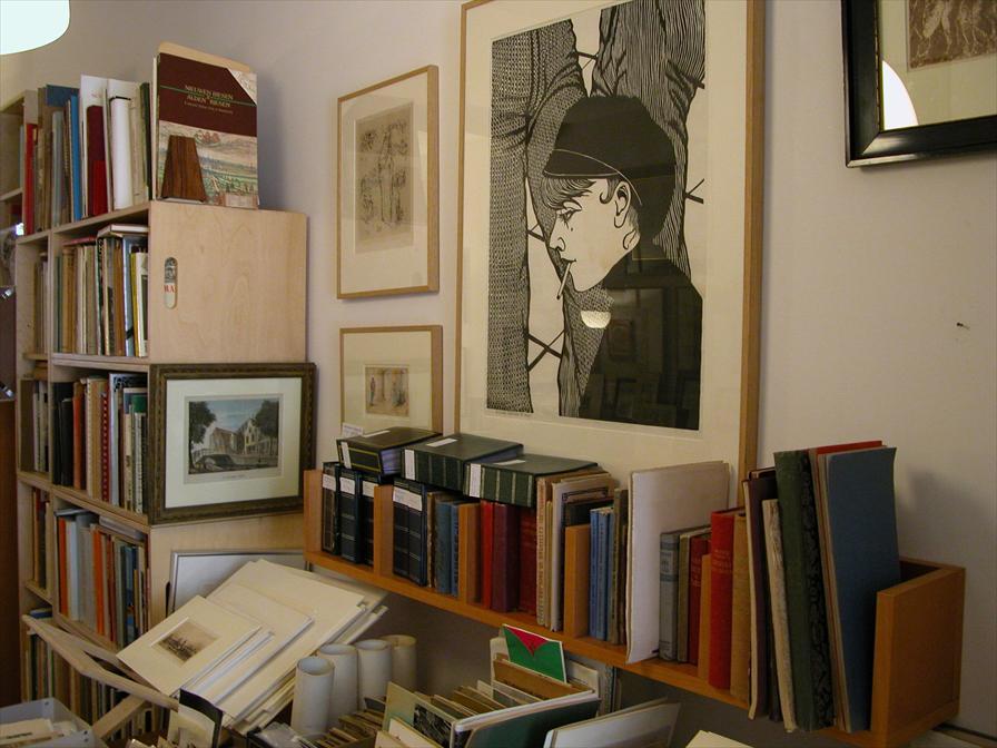 winkelen maastricht stille librairie antiquariaat