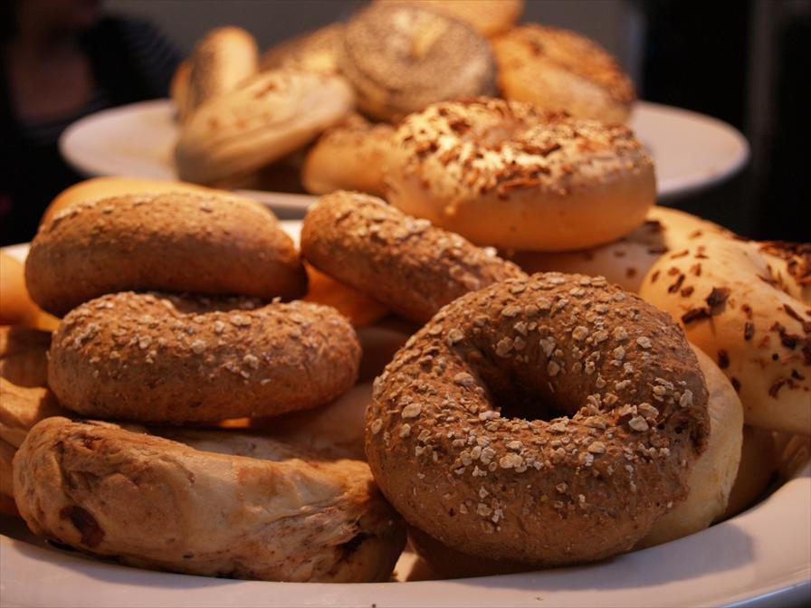 winkelen rotterdam bagel bakery
