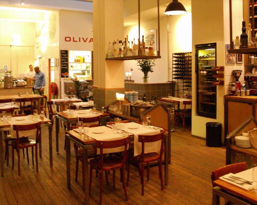 winkelen rotterdam oliva restaurant