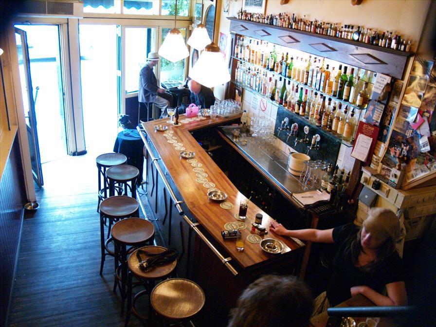 Proeflokaal Willns Wetens Restaurants Cafés In Rotterdam