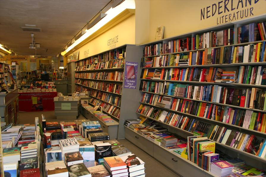 literaire boekhandel utrecht openingstijden