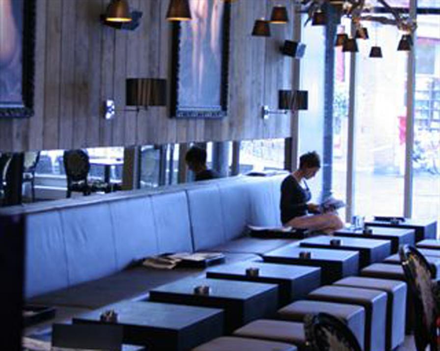 winkelen utrecht zussen lobby restaurant