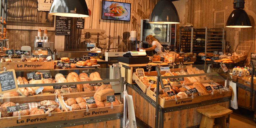 winkelen zwolle le perron biologische bakkerswinkel